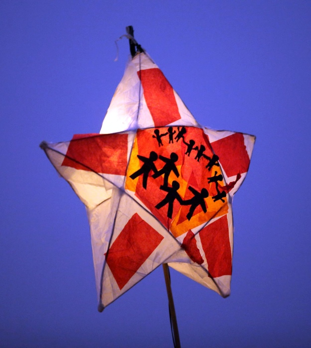 Gravesham Shines During The Annual Christmas Festival Of