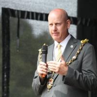 Mayor Cllr David Naghi