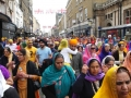 Vaisakhi 2014 Parade in the Town Centre